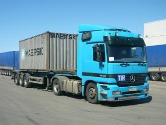 Перевозка опасных грузов.